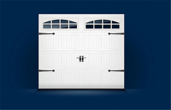 5216/5916 All-Steel Thermally-Broken Carriage House Doors