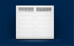 2216/17 - 4216 Raised Panel/Flush Thermally-Broken Door