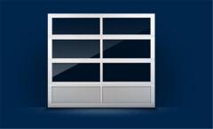 3295 Aluminum Full-View Door