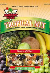 Tropical Mix Dried Fruit