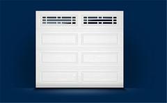 2285/86 - 4285 Raised Panel/Flush Sandwich Door
