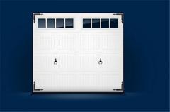 5283/5983 All-Steel Sandwich Carriage House Door