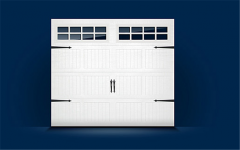 5240/41 All-Steel Carriage House Collection Garage Door