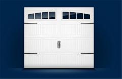 5250/51-5950/51 25-Gauge All-Steel Carriage House Door
