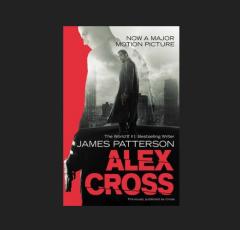 Alex Cross by James Patterson Book