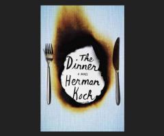 The Dinner by Herman Koch Book