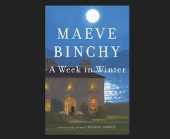 A Week in Winter by Maeve Binchy Book