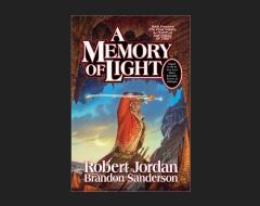 A Memory of Light by Robert Jordan, Brandon Sanderson Book