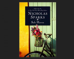 Safe Haven by Nicholas Sparks Book