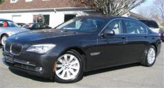 2010 BMW 750Li 4dr Sdn 750Li xDrive AWD Car
