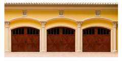 7400 Series Wayne Dalton Wood Garage Door