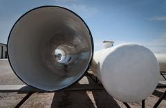Fiberglass Pipe for Cooling Towers