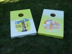 Ultimate Tailgate Cornhole Game