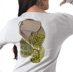 Women Belly Up Brigade LS Shirt