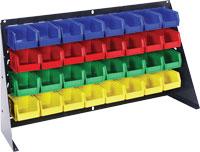Quantum Bench Rack with Bins