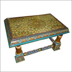 Majestic Moroccan Table