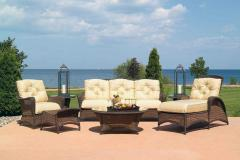 All-Weather Wicker Outdoor Furniture