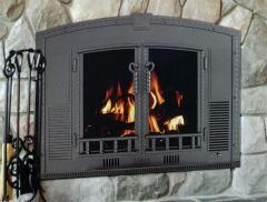 Fireplace Glass Doors & Screens