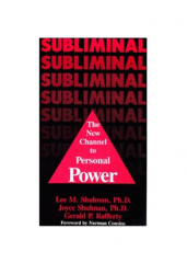 Subliminal By Shulman, Shulman & Rafferty Book