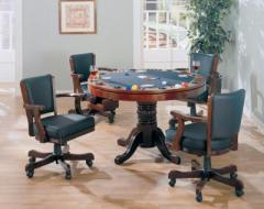 Mitchell Collection Game Table Collection Cherry