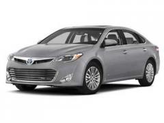 2013 Toyota Avalon Hybrid Sedan Car