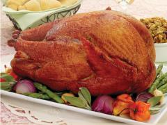 Whole Hickory Smoked Turkey