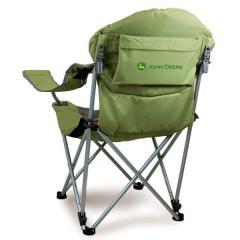 John Deere Green Reclining Camp Chair - ST120094G