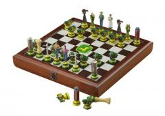 John Deere Collectible Chess Set - MCI6980