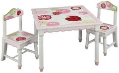 Sweetie Pie Table and Chairs Set