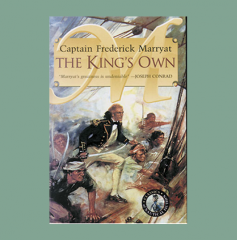 The King's Own Captain Frederick Marryat Book