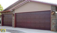 AccuFinish Steel Garage Door