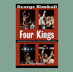 Four Kings (PB) George Kimball Book