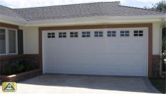 Coronado Steel Garage Door
