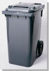 96 Gallon Lockable Container