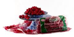 Cherries Montmorency Red Tart IQF - 10 lbs.