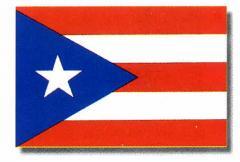 2x3 Ft Nyl-Glo Puerto Rico Ffp Flag