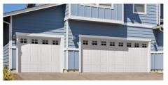 Model 8700 Vinyl Garage Door