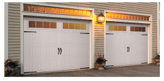 Model 9100 & 9600 Steel Garage Door