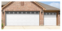 Model 8024-8224 PO Wayne Dalton Steel Garage Door