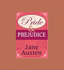 Pride and Prejudice By Jane Austen Book
