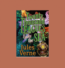 Twenty Thousand Leagues Under the Sea By Jules