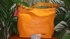 Style 1516 Orange Handbag