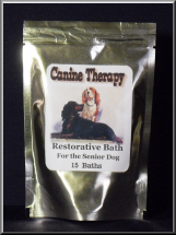 Restore Canine Therapy Restorative Bath for Senior Dogs