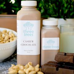 Cashew Chocolate Milk