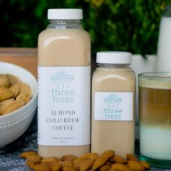 Almond Cold Brew Coffee Milk