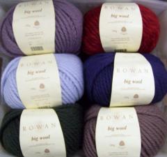 Rowan Big Wool Yarn