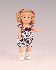 Cute As A Button Doll