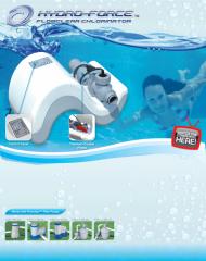 Hydro-Force™ Flowclear Chlorinator