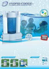 Hydro-Force Flowclear Ozonator