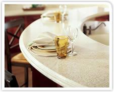 Wilsonart® Solid Surface Countertop
